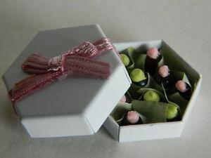 1:12 Scale Box Of Black Magic Chocolate Packets Tumdee Dolls House Sweet Shop