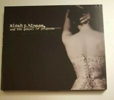 Micah P. Hinson and the Gospel of Progress CD