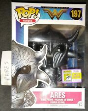 Funko Pop Wonder Woman Ares 197 - San Diego Comic Con 2017 Limited Edition SDCC