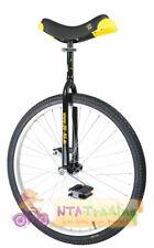 qu-ax Monociclo 26 PULGADAS Lujo Negro NUEVO 1006
