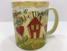 LANG Coffee Mug HOME IS WHERE THE MOM IS