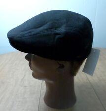 BAHAR SAPKA leather newsboy hat NWT cabbie cap S&M Turkey gatsby new