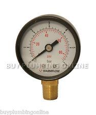 Warmflow Low Pressure Gauge 3019