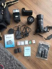 Canon 400d +55-200 Lens Camera Bundle