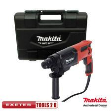 Makita M8701 SDS + 3 Mode Rotary Hammer Drill 26mm Includes Carry Case