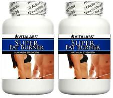 2x Weight Loss Slimming Diet Pills Fat Burner Lose Weight Body Fat 90 Capsules
