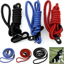 New listing Nylon Rope Training Leash Lead Strap Adjustable Traction Collar for Pet Dog 1.4M