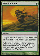 MTG PRIMAL BELLOW - MUGGITO PRIMITIVO - ZEN - MAGIC