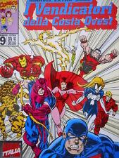 Marvel Extra I VENDICATORI DELLA COSTA OVEST 9 1995 ed. Marvel Italia  [G.152]