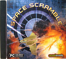 SPACE SCRAMBLE  -  PC GAME *** Brand New & Sealed ***