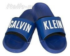 Ciabatte-Slippers sea-Сандали кобыла CALVIN KLEIN K9UK014044 - blu 475