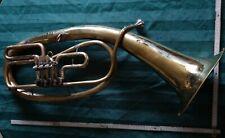 Tenorhorn Trompete Drehventilen Trumpet Rotary Valves Tenor Horn Bb