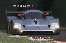 Baldi & Schlesser Sauber Mercedes C11 WSPC Monza 1990 Photograph