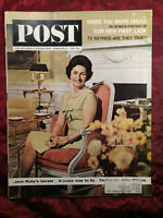 Saturday Evening POST February 8 1964 PAULA PRENTISS JOHN O'HARA BOBBY FISCHER