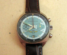 STURMANSKIE POLJOT Poliot Chrono 3133 vintage aviator Chronograph Date NOS RARE
