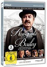 Rumpole von Old Bailey - Verteidiger für Strafsachen *DVD Serie Leo McKern Pidax
