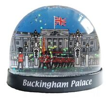 Buckingham Palace Small Snow Globe Storm London Souvenir Gift UK GB Glitter