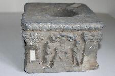 Antico INDO greco plinto 200/400 annuncio Dio