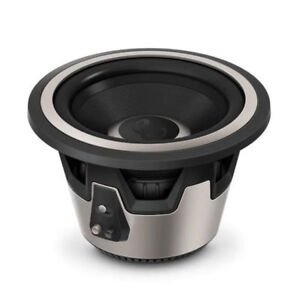"""Infinity KAPPA800W 8"""" 800W Selectable Smart Impedance High End SQ Car Subwoofer"""