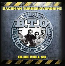 Bachman-Turner Overdrive - Blue Collar (2015)  CD  NEW/SEALED  SPEEDYPOST