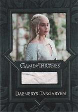 Game of Thrones Valyrian Steel, Daenerys Targaryen's Cape VR3 Costume Relic Card