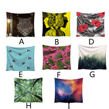 Creative Fresh Wall Hanging Home Decoration Accessories Blanket Printing 9