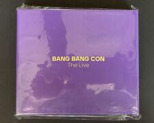 BTS-BANG BANG  CON THE LIVE PHOTO CARD HOLDER KEYRING JIMIN