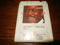Wes Montgomery 8 Track Tape  Best Of vol. 2    Tested