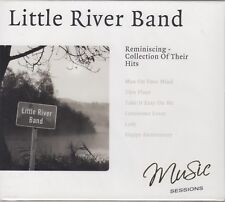 "Little River Band ""Reminiscing - Hits Live"" NEW & SEALED CD - 1st Class Post UK"