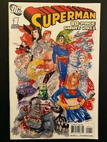 Superman 80 Page Giant 2011 1 One Shot High Grade DC Comic Book CL83-89