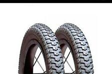 "2x  12"" Inch 12.5 x 2 1/4 Tyres for Childs Bike Scooter"