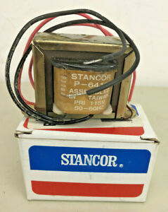 Stancor P-6411 Isolation Transformer NEW NIB