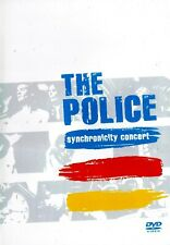 DVD - THE POLICE - Synchronicity Concert