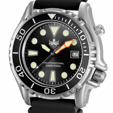 PHOIBOS 1000-Meter Dive Watch, Sapphire Crystal, Swiss Quartz Movement #PX005C