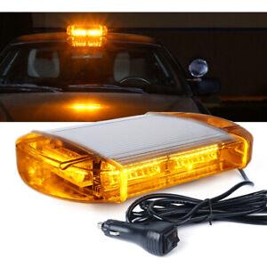 Xprite 40W 40 LED Strobe Light Roof Top Warning Hazard Amber Flashing Warning