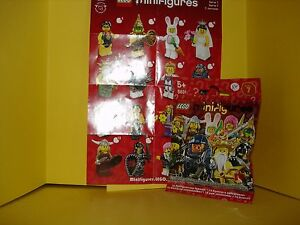LEGO 8831 FIGURINE N°14 MECHANT CHEVALIER BARBAR NEUF jamais ouvert Série 7