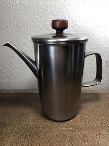 Vintage Viners Steel Coffee Pot