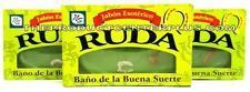 Jabon De Ruda  Garden Rue Soap Value Pack  3 Bars soaps