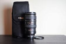 Nikon AF 80-400mm FX VR Telephoto Lens w/ UV Filter - US Model!