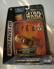 Star Wars Action fleet Battle Pack #11 Landspeeder Cantina Encounter MIP  319