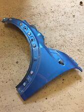 BMW MINI R55 R56 R57 06-13 NSF NEARSIDE PASSENGER SIDE WING IN LASER BLUE LH
