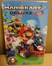 Mario Kart 8 Deluxe - Steelbook - Custom - new - Switch -no game