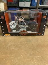 Maisto 1.10 Harley Davidson FLSTS Heritage Springer Never Been Out Of Box Mint