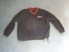 Snap-On Tools V-Neck Jacket Size XL Racing Pull Over Power tools light weight