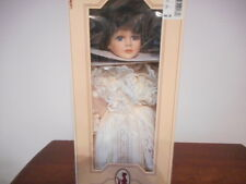"""New Seymour Mann Special Collector'S 16"""" Animated Musical Porcelain Doll"""
