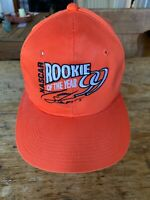 Tony Stewart baseball hat 1999Rookie of the Year cap Nascar #20 Joe Gibbs Racing