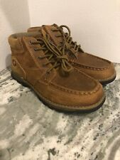 New Mens 8.5 Nunn Bush Brown Memory Foam Shoes