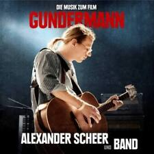 GUNDERMANN Die Musik zum Film Alexander Scheer & Band CD 2018 Soundtrack NEU