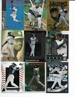 Seattle Mariners ~255 Card Sorted Lot GRIFFEY ICHIRO FELIX A-ROD No Dupes!