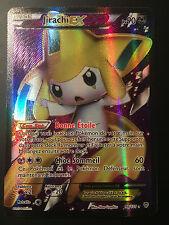 Carte Pokemon JIRACHI 98/101 Holo EX FULL ART Française NEUF